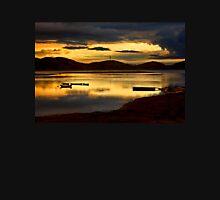 Sunrise at Lake Plastiras Unisex T-Shirt