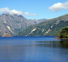 Coldwater Lake, Washington by Loisb