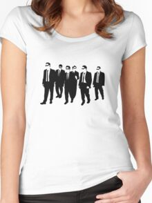 Reservoir Dogs Women's Fitted Scoop T-Shirt