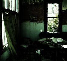 strange living room, malone tx by nessbloo
