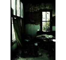 strange living room, malone tx Photographic Print