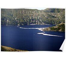 Spirit Lake, Washington Poster