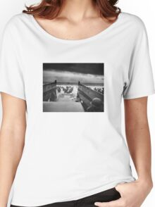 Omaha Beach Landing -- D-Day Normandy Invasion Women's Relaxed Fit T-Shirt