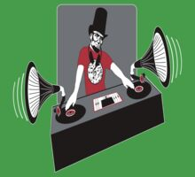 DJ Abe Lincoln Baby Tee