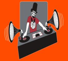 DJ Abe Lincoln Kids Clothes
