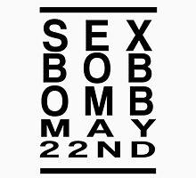 Scott Pilgrim - Sex Bob Omb May 22nd Unisex T-Shirt