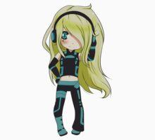 Anime Chibi 5. Kids Tee