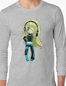Anime Chibi 5. Long Sleeve T-Shirt