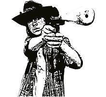 Carl Grimes Walking Dead by manuwiza