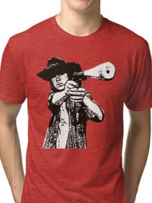 Carl Grimes Walking Dead Tri-blend T-Shirt