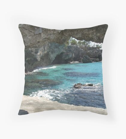 From the Cave Throw Pillow