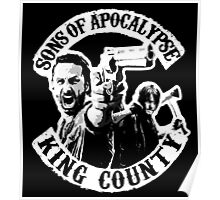 Sons os Apocalypse. Poster