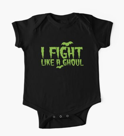 I fight like a GHOUL One Piece - Short Sleeve