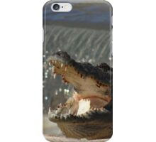 Crocodile iPhone Case/Skin