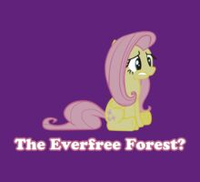 The Everfree Forest? with Text T-Shirt
