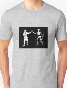Pirate Flag - Bartholomew Roberts Unisex T-Shirt