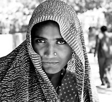 The Eyes of  a Mysterious Beauty by Neha  Gupta