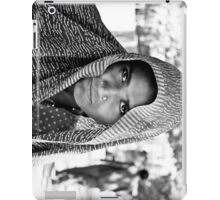 The Eyes of  a Mysterious Beauty iPad Case/Skin
