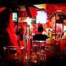 Night club table by Laurent Hunziker