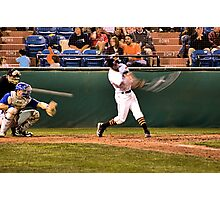 Foul Ball! Photographic Print