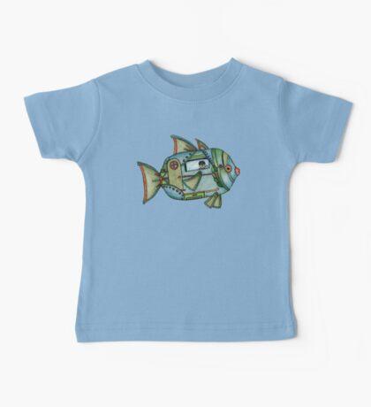 Aqua Gypsy Baby Tee