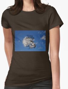 Emily Womens Fitted T-Shirt