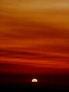 Deep Red Sunset by Vicki Spindler (VHS Photography)