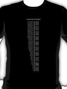 Human body  T-Shirt