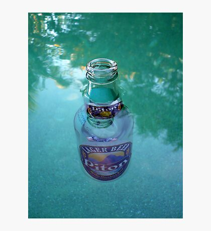 Bottle of Beer Photographic Print