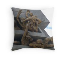Toronto Blue Jays Throw Pillow