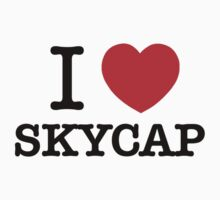 I Love SKYCAP Kids Clothes