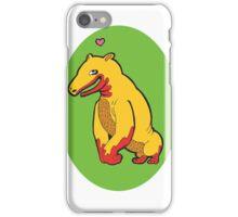 Berry Picker iPhone Case/Skin