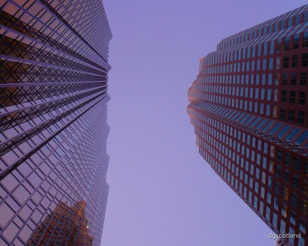 Toronto Skyline by dgscotland