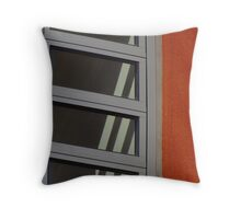 Shadows and Lines Throw Pillow