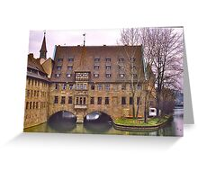 Nuremberg Greeting Card