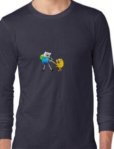 Aventure time  Long Sleeve T-Shirt