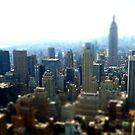 New York Tilt-shift by dgscotland