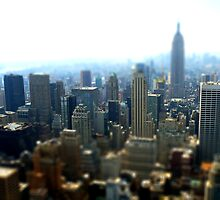 New York Tilt-shift by dgscotland