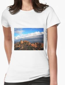 Storm Approaching Hermanus Womens Fitted T-Shirt