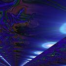 blue lightstreet by cloude-vigal