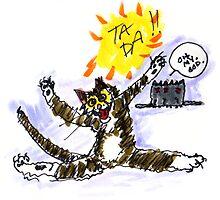 Tada! The Cat. by Suzy Woodall