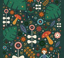 Nausicaa by CarlyWatts