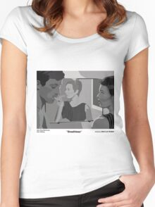 Breathless Women's Fitted Scoop T-Shirt