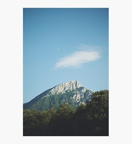 Mountains in the background VIII Photographic Print