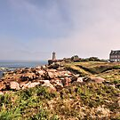 Lighthouse by astrolabio