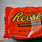Reese's Peanut Butter Cup by Pamela Burger