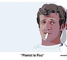 Pierrot Le Fou by PhilippWelles