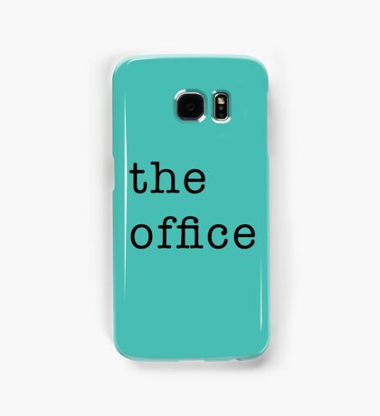 The Office (USA) Samsung Galaxy Case/Skin