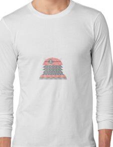 Exterminate, exterminate! Long Sleeve T-Shirt