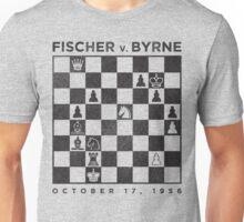 FISCHER v. BYRNE Unisex T-Shirt